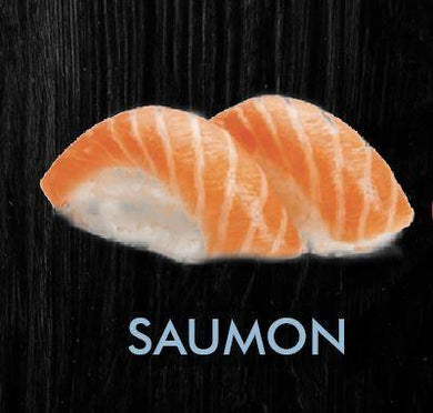 SAUMON 2 Pcs