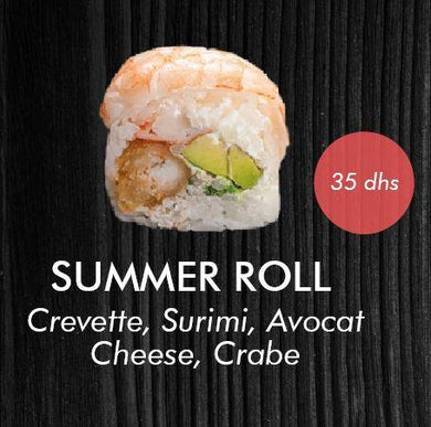 SUMMER ROLL 4 Pcs