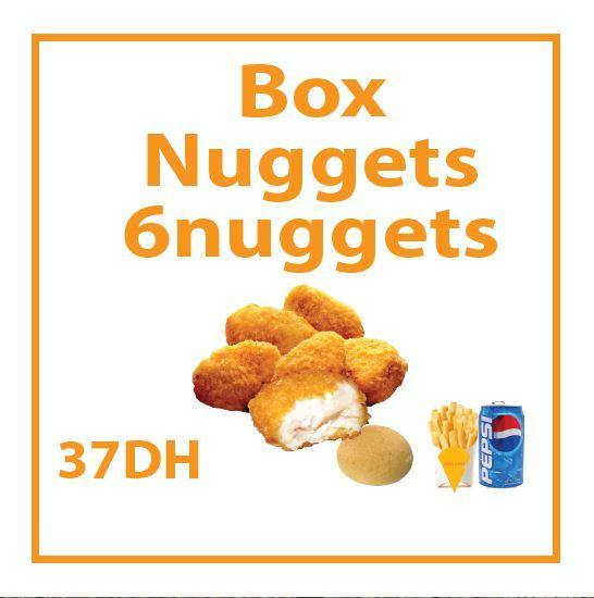 Box Nuggets x6
