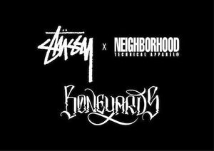 Stussy x Neighborhood | Boneyards