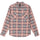 Lawrence Plaid Shirt - Peach