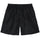 Jacquard Nylon Short - Black