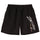 NWD Water Short - Black
