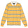 Hill Stripe LS Rugby - Gold