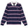 Hill Stripe LS Rugby - Navy