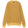 Cotton Mesh Crew - Gold