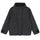 Shell Hooded Jacket - BLACK