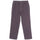 Overdyed Hickory Relaxed Pant - Purple