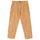 Washed Canvas Work Pant - Gold