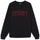 Stüssy Outline Crew - Black