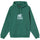 Stüssy Lion Embroidered Hoodie - Dark Green