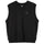 Fleece Vest - Black