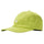 Bent Crown Fitted Low Cap - Lime