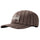 Big Logo Striped Low Pro Cap - Brown