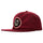Electric Dot Cap - Maroon