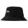 Stock Canvas Bucket Hat - Black