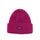 Patch Cuff Beanie - Berry