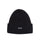 Patch Cuff Beanie - Black