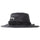 2 Tone Nylon Boonie Hat - Black