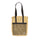 Light Weight Travel Tote Bag - Gold