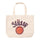 City Seal Canvas Tote Bag - Natural