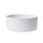 Ceramic Dog Bowl - White