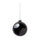 8 Ball Ornament - Black