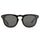 LUIGI SUNGLASS - BLACK/DARK GREY
