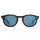 ROMEO SUNGLASS - MATTE BLACK/BLUE MIRROR
