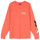 Harmony LS Tee - ORANGE