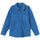 Polar Fleece Zip Shirt - Blue