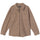 Polar Fleece Zip Shirt - Taupe