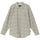 Printed Sherpa Button Down - Natural