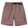Iridescent Pocket Short - Red