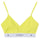 BASIC BRALETTE - SAFETY YELLOW