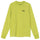 Canyon Wide Rib LS Tee (WMNS) - Lime