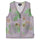 Mesh Layer Vest - Grey Multi