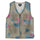 Mesh Layer Vest - Olive Multi