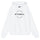 Marvin Fleece Hood - White