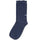 EVERYDAY SOCKS - BLUE MARL
