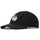 Quarter Stock Low Pro Cap - Black