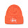 Big Basic Stock Cuff Beanie - Orange