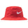 Stüssy / Nike Bucket Hat (Habanero Red) - Red
