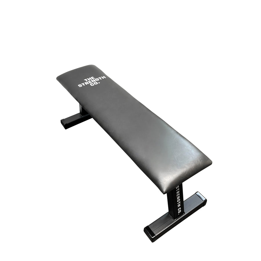 Flat Weightlifting Bench - Made In USA