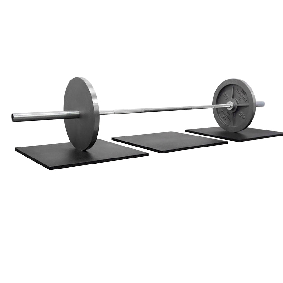 Deadlifting Gym Mats