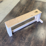 "Wooden Flat Bench - ""The Gunny"""