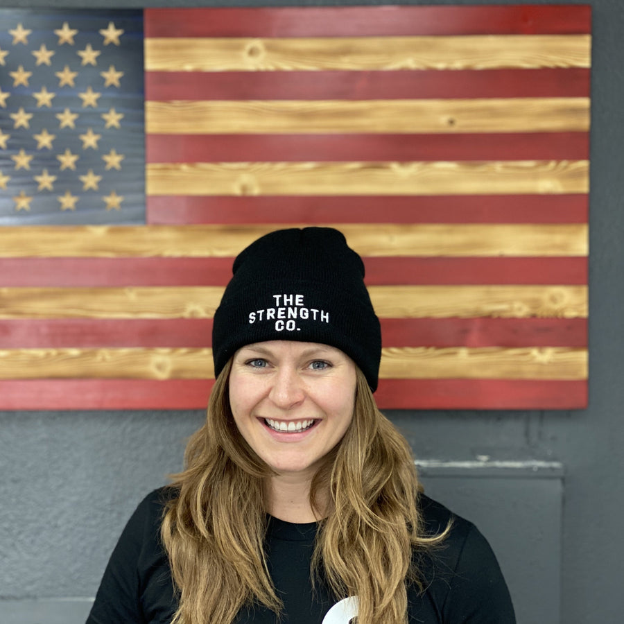 The Strength Co. Made in USA Beanie