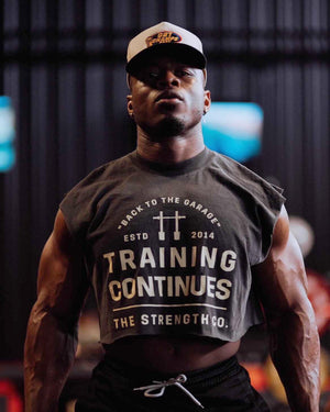 Training Continues T-Shirt