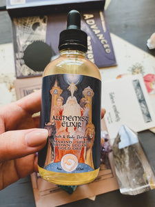 Alchemist Elixir : Bath & Body Potion Oil