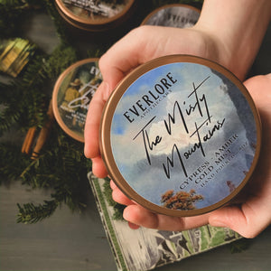 Middle Earth Woodwick Candle Collection